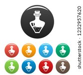 potion icon. simple...   Shutterstock .eps vector #1232957620