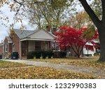 dearborn  michigan november 8 ... | Shutterstock . vector #1232990383