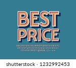 vector bright icon with text... | Shutterstock .eps vector #1232992453