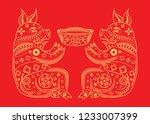 Chinese Zodiac Sign Year 2019...