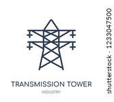 Transmission Tower Icon....