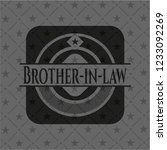 brother in law realistic black... | Shutterstock .eps vector #1233092269