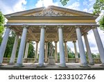 three graces pavilion in... | Shutterstock . vector #1233102766