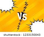 concept vs. versus. fight....   Shutterstock .eps vector #1233150043