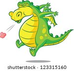 vector illustration of  a... | Shutterstock .eps vector #123315160