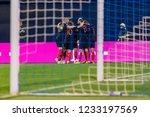 zagreb  croatia   november 15 ...   Shutterstock . vector #1233197569