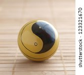 One Baoding Ball With The Yin...