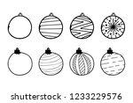 vector illustration of hand... | Shutterstock .eps vector #1233229576