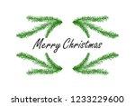 vector illustration of hand... | Shutterstock .eps vector #1233229600