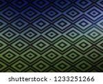 dark blue  green vector...   Shutterstock .eps vector #1233251266