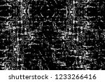 grunge overlay layer. abstract... | Shutterstock .eps vector #1233266416
