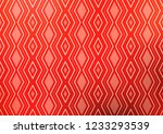 light red vector texture with...   Shutterstock .eps vector #1233293539