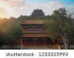 the forbidden city is the... | Shutterstock . vector #1233325993