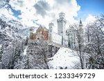 beautiful view on...   Shutterstock . vector #1233349729