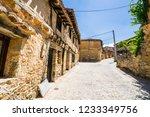 calatanazor in soria  spain   Shutterstock . vector #1233349756