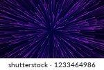 abstract circular speed...   Shutterstock . vector #1233464986