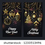 vector banners illustration of... | Shutterstock .eps vector #1233513496