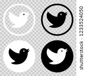 set bird icon. set twitter icon....