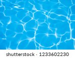 water abstract background ... | Shutterstock . vector #1233602230