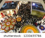 bangkok  thailand   november 9... | Shutterstock . vector #1233655786