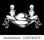 vector hand drawn illustration...   Shutterstock .eps vector #1233763273