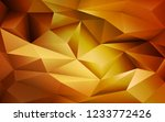 abstract geometric golden... | Shutterstock .eps vector #1233772426