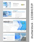 social media and email headers  ...