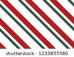 seamless pattern. stripes on... | Shutterstock .eps vector #1233855580