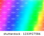 light multicolor  rainbow...   Shutterstock .eps vector #1233927586