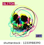 vector illustration of colorful ... | Shutterstock .eps vector #1233988390