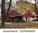 dearborn  michigan november 8 ... | Shutterstock . vector #1234096600