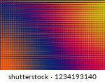 abstract colored background ... | Shutterstock . vector #1234193140