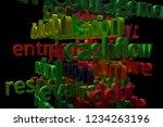 3d rendering. keywords ...   Shutterstock . vector #1234263196