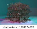 background abstract  motivation ...   Shutterstock . vector #1234264570