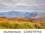 fish river canyon  namibia | Shutterstock . vector #1234274743