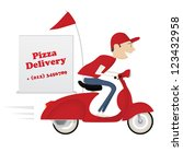 art,background,bicycle,bike,box,business,cartoon,character,courier,cute,deliver,delivery,design,drive,driver