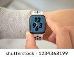 alushta  russia   november 6 ... | Shutterstock . vector #1234368199