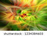abstract background in bright... | Shutterstock . vector #1234384603