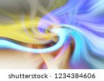 abstract background in bright... | Shutterstock . vector #1234384606