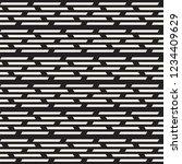 vector seamless stripes pattern.... | Shutterstock .eps vector #1234409629