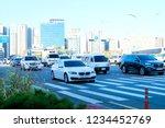 seoul  south korea   october 18 ...   Shutterstock . vector #1234452769
