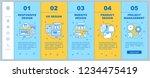web design onboarding mobile... | Shutterstock .eps vector #1234475419