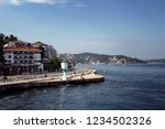 istanbul   july 28  2018  view... | Shutterstock . vector #1234502326