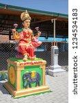chamahalli  karnataka  india  ... | Shutterstock . vector #1234534183