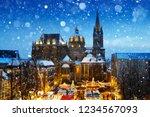 "Christmas Market ""aachener..."