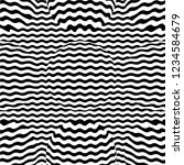 optical illusion lines... | Shutterstock .eps vector #1234584679