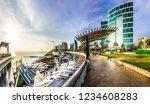 lima  peru   circa 2018 ... | Shutterstock . vector #1234608283
