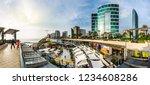 lima  peru   circa 2018 ... | Shutterstock . vector #1234608286