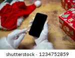 Christmas Ready Santa Claus...