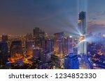 bangkok   thailand   august 29... | Shutterstock . vector #1234852330